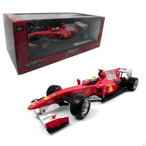 Ferrari F10 Bahrain Gp Edition F1 1/18 Hot Wheels Racing Hott6288