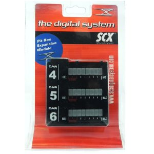 PIT BOX DIGITAL SYSTEM EXPANSION MODULE 1/32 SCX SCX25070