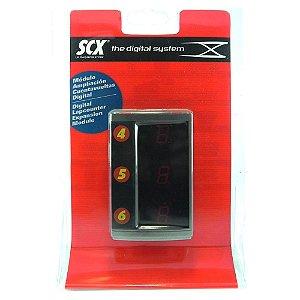 Modulo De Expansão Para Contador De Voltas Sistema Digital 1/32 Scx Scx25010
