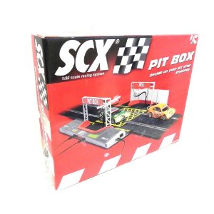 Acessório Pit Box Analógico 1/32 Scx Scx88750