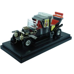 MUNSTERS KOACH THE MUNSTERS RARO 1/18 ERTL AMERICAN MUSCLE