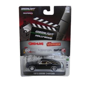 1970 DODGE CHARGER SUPERNATURAL (SOBRENATURAL) 1/64 GREENLIGHT HOLLYWOOD SERIE 7 44670-X
