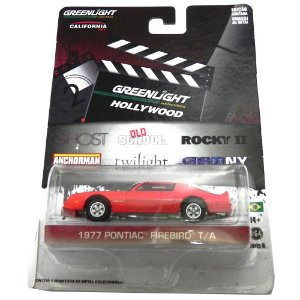 1977 Pontiac Firebird T/A Frank´S Old School Dias Incríveis 1/64 Greenlight Hollywood Serie 5 44650-X