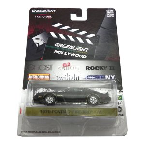1979 Pontiac Firebird T/A Rocky Ii 1/64 Greenlight Hollywood Serie 5 44650-X