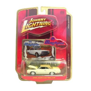 1969 DODGE DART GTS MOPAR MAYHEM R1 1/64 JOHNNY LIGHTNING JHN50258