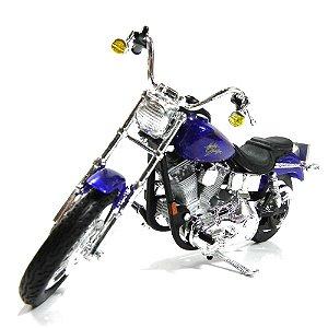 MOTO HARLEY-DAVIDSON 2000 FXDL DYNA LOW RIDER 1/18 MAISTO MAI31360AB