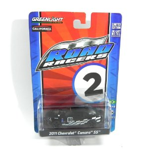 2011 CHEVROLET CAMARO SS 1/64 GREENLIGHT SERIES 2 GRE27680-X