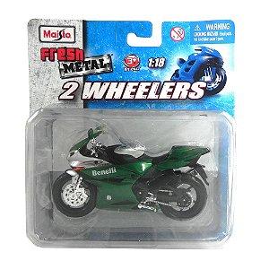 MOTO BENELLI TORNADO 1130 1/18 MAISTO 2 WHEELERS MAI35300