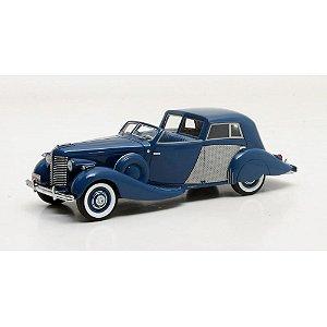 1938 BUICK SERIES 80 OPERA BROUGHAM FERNANDEZ & DARRIN #83486795 1/43 MATRIX MX50206-051