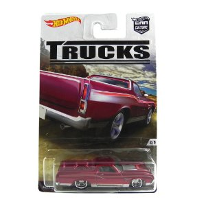 1972 Ford Ranchero 1/64 Hot Wheels Truck Hotdjf88-L5104Lb