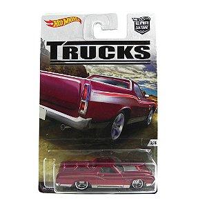 1972 Ford Ranchero 1/64 Hot Wheels Truck Hotdjf88-L5104Lb