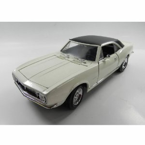1967 CHEVROLET CAMARO Z-28 1/18 YAT MING ROAD LEGENDS YAT92188
