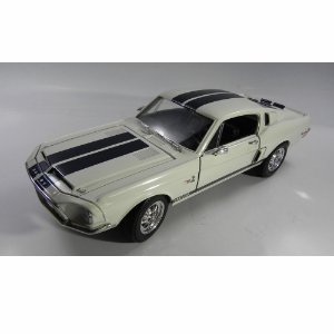 1968 Ford Shelby Gt-500Kr 1/18 Yat Ming Road Legends Yat92168