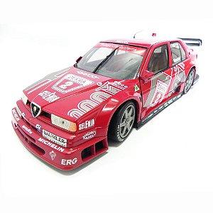 Alfa Romeo 155 V6 Ti  Alfa Corse Team Alessandro Nannini Dtm 1994 1/18 Ut Models