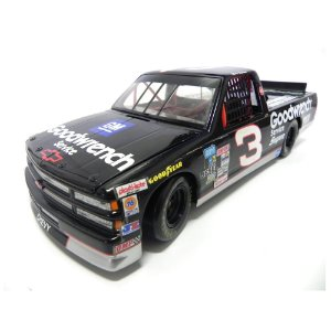 CHEVROLET SUPER TRUCK CHEVY GOODWRENCH PICK UP NASCAR MIKE SKINNER 1/18 ERTL ERTL7286