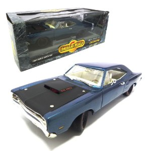 1969 DODGE SUPER BEE 1/18 AMERICAN MUSCLE ERTL COLLECTIBLES ERTL7271