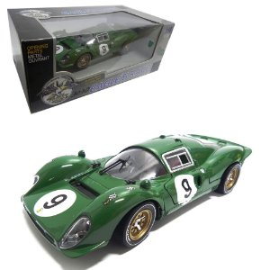 FERRARI 330 P4 LE MANS 1967 1/18 EAGLES RACE