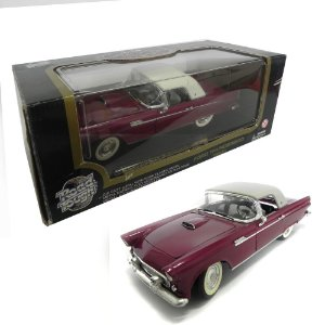 1955 Ford Thunderbird 1/18 Road Tough Yat-Ming 92068