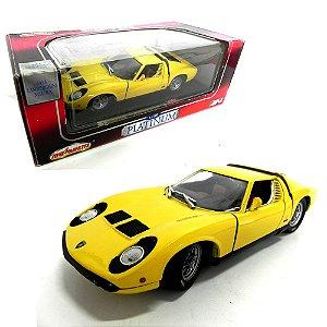 Lamborghini Miura 1/18 Majorette 5370