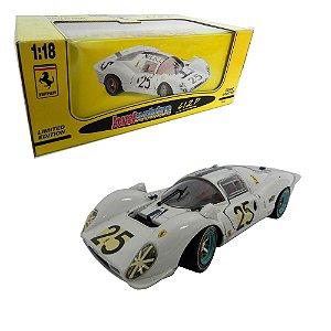 Ferrari 412P Scuderia N.A.R.T. Nart N 25 24H Le Mans 1967 1/18 Jouef Evolution 3024