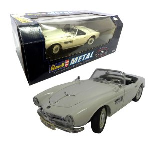 BMW 507 TOURING SPORT CABRIOLET 1/18 REVELL METAL 8810