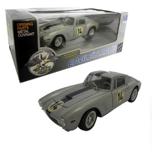 1961 FERRARI 250 GT BERLINETTA 1/18 EAGLE´S RACE 4000