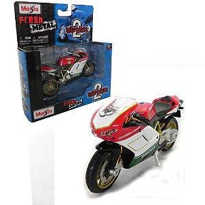 Moto Ducati 1098S 1/18 2 Wheelers Maisto 31300