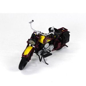 MOTO INDIAN CHIEF 1/12 NEWRAY 42113
