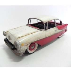 1958 OLDSMOBILE STARFIRE 1/18 VINTAGE WORLD