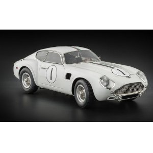 1961 Aston Martin Db4 Gt Zagato Starting-N° 1 Le Mans 1/18 Cmc M-139