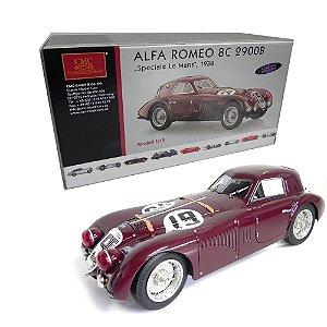 1938 ALFA ROMEO 8C 2900B SPECIALE LE MANS 1/18 CMC M-111