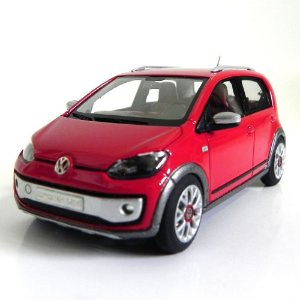 2014 VOLKSWAGEN CROSS UP! 1/43 LOOKSMART 1S1099300FY3D
