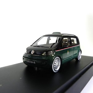 2014 VOLKSWAGEN UP! TAXI 1/43 LOOKSMART 1S1099300DJMC LS427702