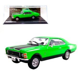 1968-1969 Chevrolet Opala Ss Opel Collection 1/43 Ixo