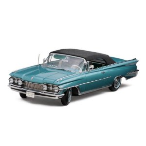 1959 OLDSMOBILE 98 CONVERTIBLE 1/18 SUN STAR 5232 SUN5232