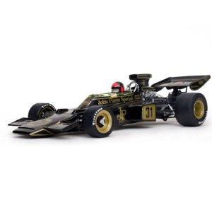 TEAM LOTUS TYPE 72D #31 EMERSON FITTIPALDI 1972 AUSTRIAN GRAND PRIX WINNER F1 1/18 QUARTZO SUN STAR 18291 SUN18291 LOTUS CLASSIC GRAND PRIX