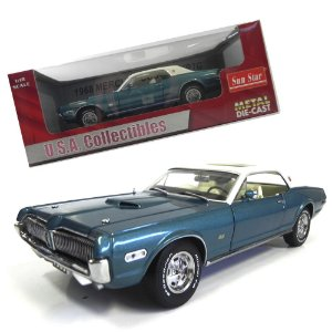 1968 Mercury Cougar Xr7G 1/18 Sun Star 1571 Sun1571