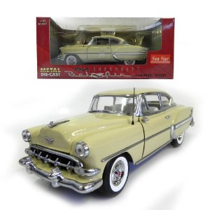 1954 Chevrolet Bel Air Hard Top Coupé 1/18 Sun Star 1702 Sun1702
