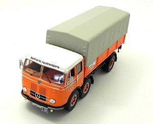 Caminhão Mercedes-Benz Lp333-Bentrup 1/43 Ixo Tru008 Ixotru008