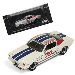 SHELBY GT350 #70 VSCCA RACING CAR 1966 1/43 IXO GTM089 IXOGTM089