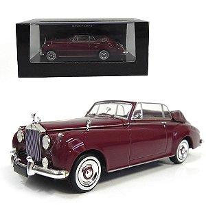 1960 Rolls-Royce Silver Cloud Ii Cabriolet 1/43 Minichamps 436134930 Min436134930