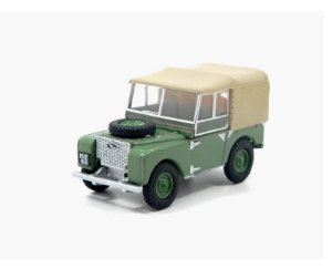 LAND ROVER SERIES I 80 1/76 OXFORD 76LAN180001 OXF76LAN180001