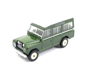 LAND ROVER SERIES II STATION WAGON 11/76 OXFORD 76LAN2002 OXF76LAN2002