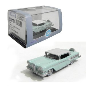 1958 EDSEL CITATION 1/87 OXFORD 87ED58005 OXF87ED58005