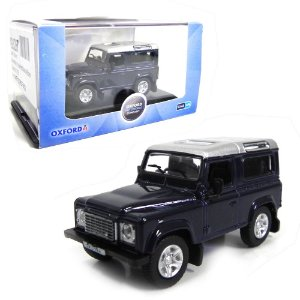 2013 LAND ROVER DEFENDER 1/76 OXFORD 76LRDF002 OXF76LRDF002