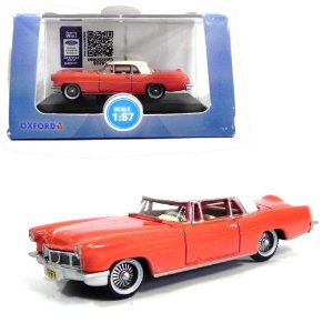 1957 Lincoln Continental Mkii 1/87 Oxford 87Lc56004 Oxf87Lc56004