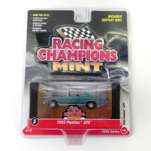 1965 Pontiac Gto 1/64 Johnny Lightning Racing Champions Mint Release 1 Rc001