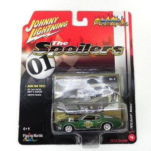 1972 BUICK RIVIERA 1/64 JOHNNY LIGHTNING STREET FREAKS THE SPOILERS RELEASE 1 JLSF001