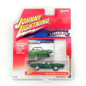 1969 DODGE CORONET R/T 1/64 JOHNNY LIGHTNING MUSCLE CARS USA RELEASE 1 JLMC001