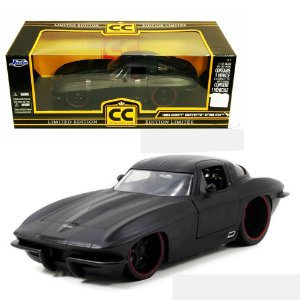 1963 CHEVROLET CORVETTE 1/18 JADA TOYS COLLECTOR´S CLUB 96470 JAD96470